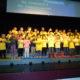 Class singing