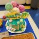 Ukraine Cake