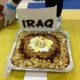 Iraq dish