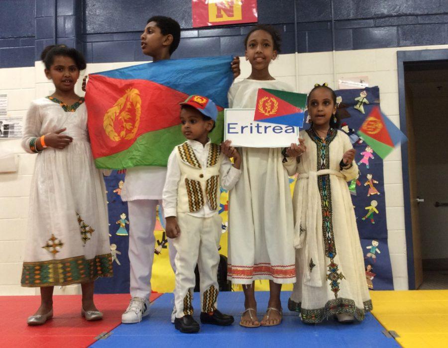 Fashion Show Eritrea