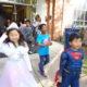 Halloween parade