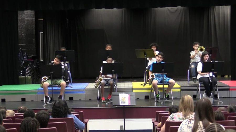 4th Grade Band