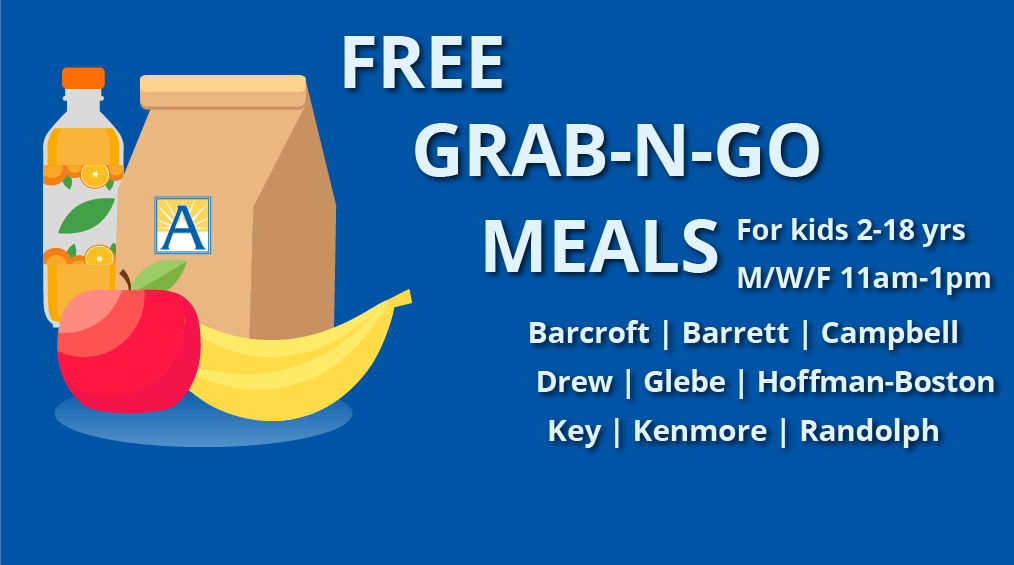 Free Lunch/Breakfast for Arlington Students