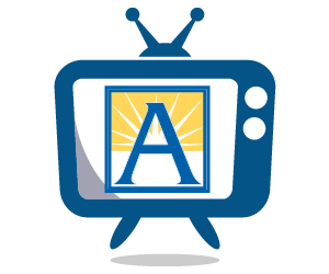 At home with APS video logo