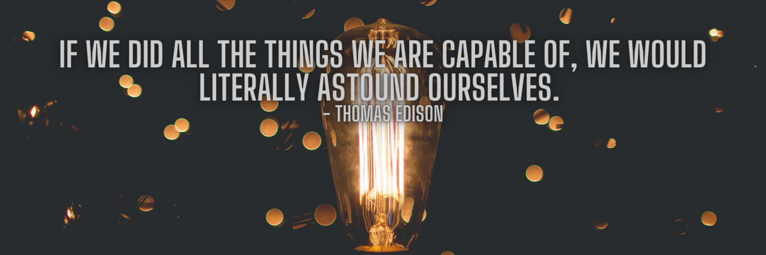Project Edison Quote Twitter Banner