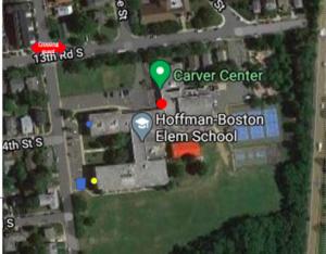 HFB Car riders map
