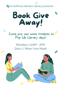 Book Give Away