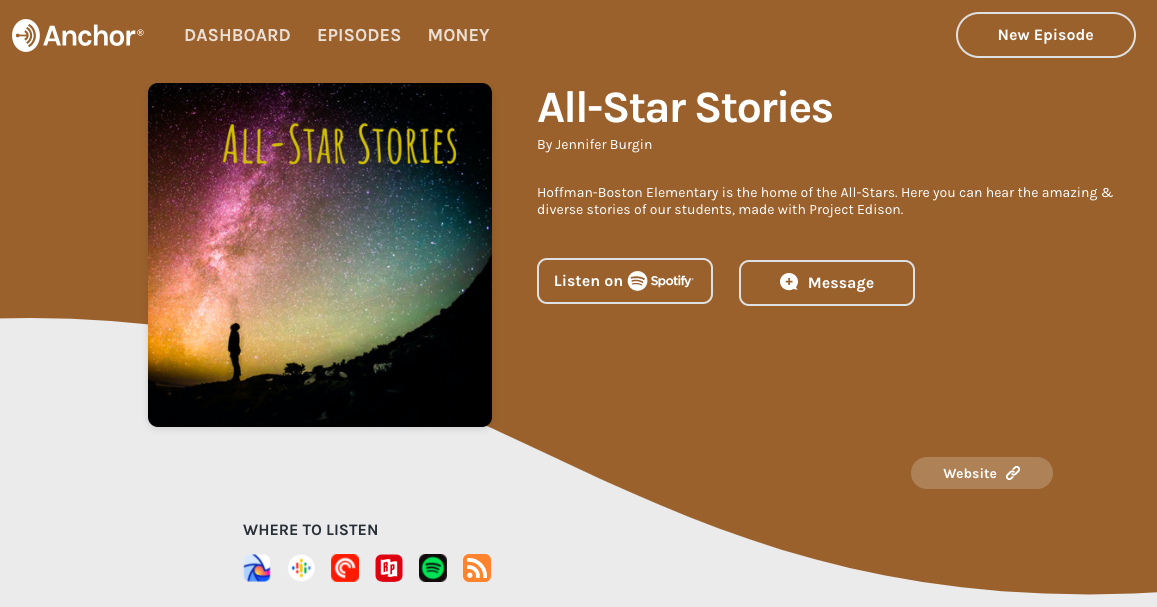All Star Stories 2